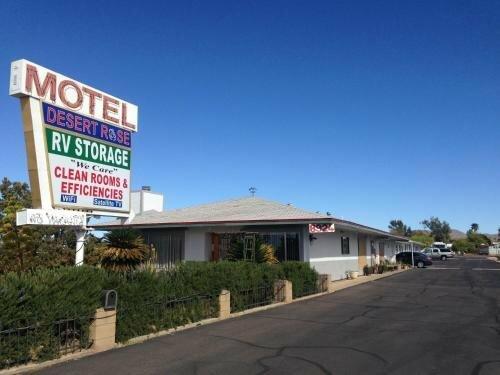 Desert Rose Motel