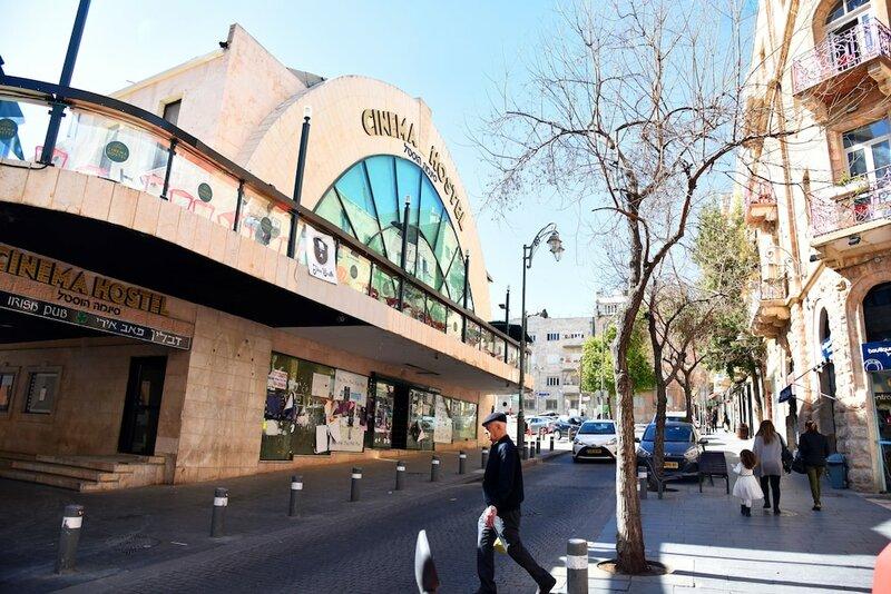 Cinema Hostel Jerusalem