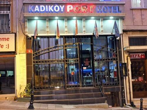 Kadikoy Iskele Hotel