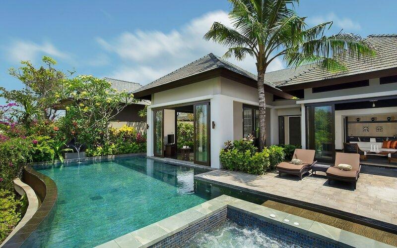 Jumana Bali Ungasan Resort