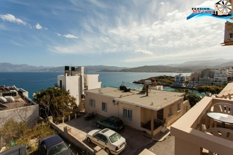 Pension Mylos, Hotel Agios Nikolaos Crete
