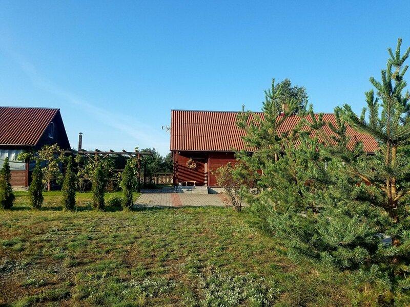 Агроусадьба Пущанский хуторок