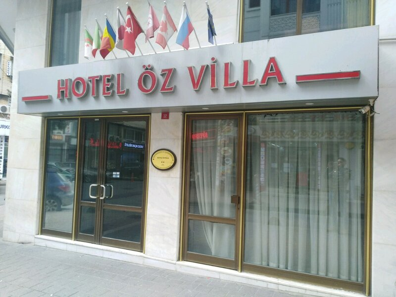 Hotel Oz Villa