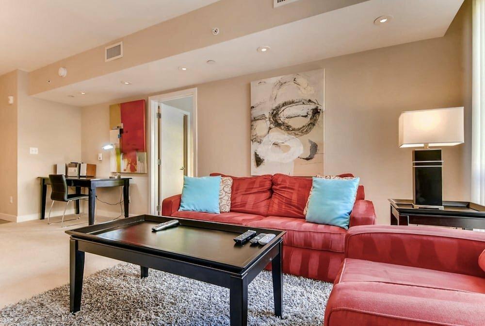 гостиница — Bluebird Suites at Penn Quarter — City of Washington, фото №6