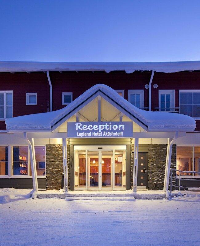 Lapland Hotels Akashotelli