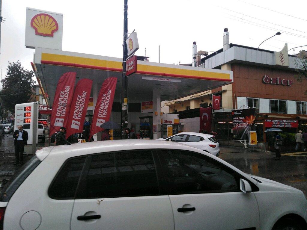 benzin istasyonu — Shell — Yenimahalle, foto №%ccount%