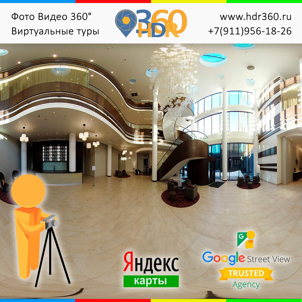 съёмка виртуальных туров и панорам — Hdr360° — Москва, фото №2