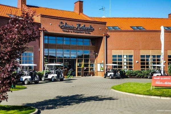 Hotel Sobienie Krolewskie