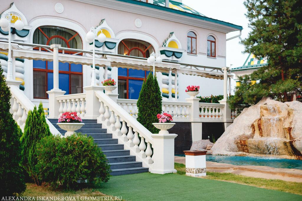 гостиница — Сосновый бор — Волгоград, фото №2