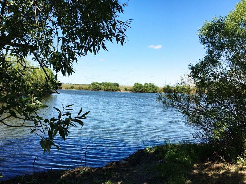 База, зона, отдыха Озерский пруд