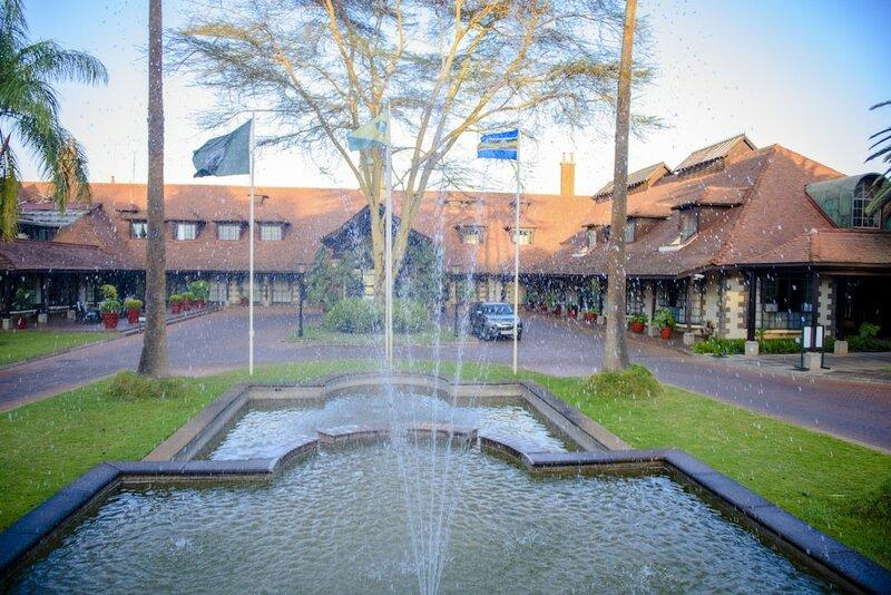 Отель Windsor Golf and Country Club