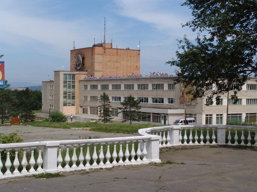 фото дворца культуры города большой камень брюки способны составить