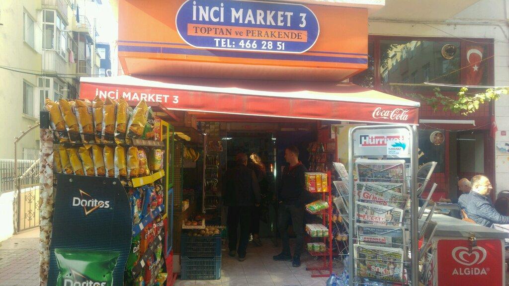 süpermarket — İnci Market — Bakırköy, photo 1