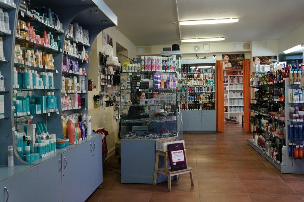 магазин парфюмерии и косметики — Карамель — Москва, фото №1