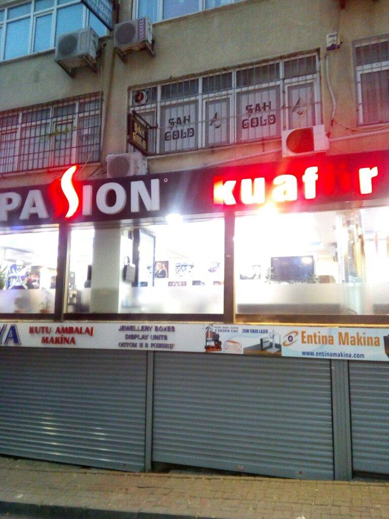 kuaförler — Passion Kuaför — Fatih, foto №%ccount%