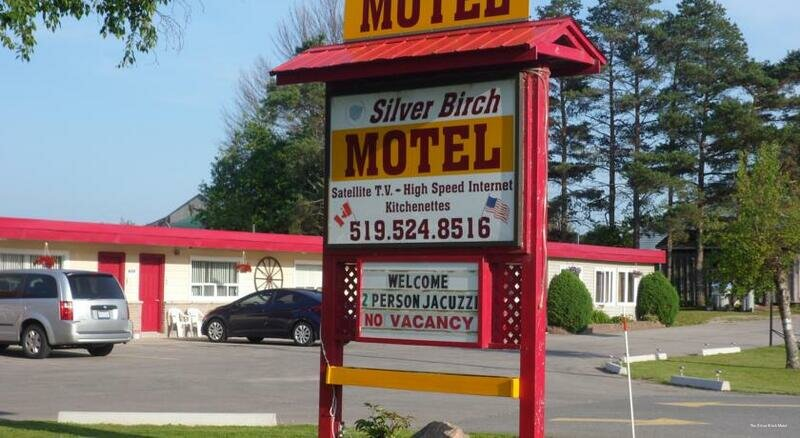 The Silver Birch Motel