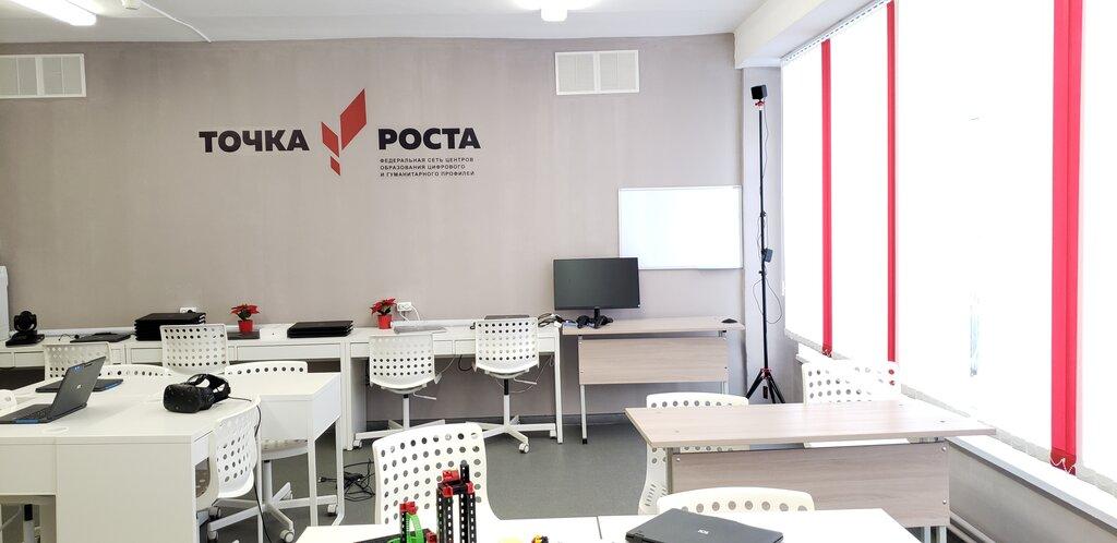 общеобразовательная школа — Мбоу-сош № 55 — Екатеринбург, фото №1