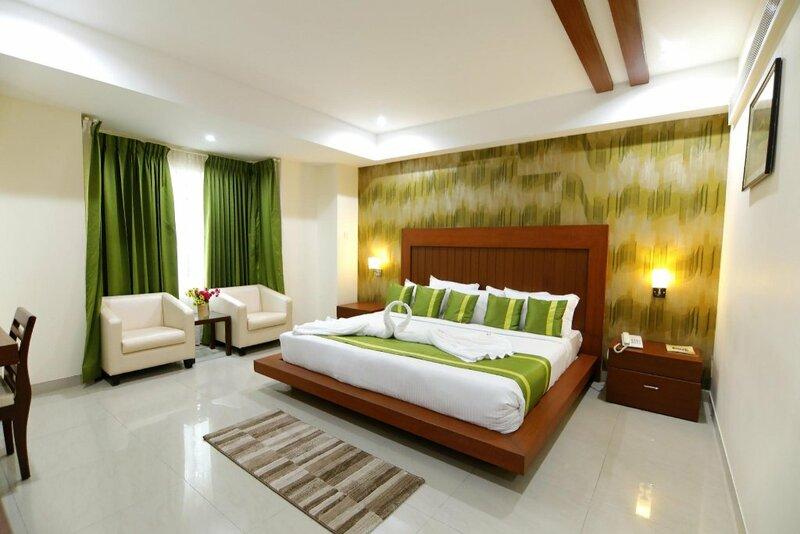 Hotel Adeline Mysore