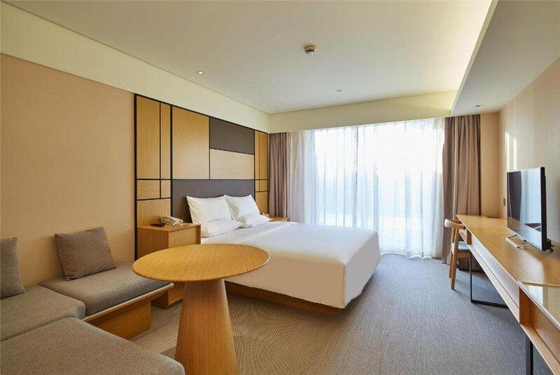 Ji Hotel Shanghai Jiading New City Yuanxiang Lake