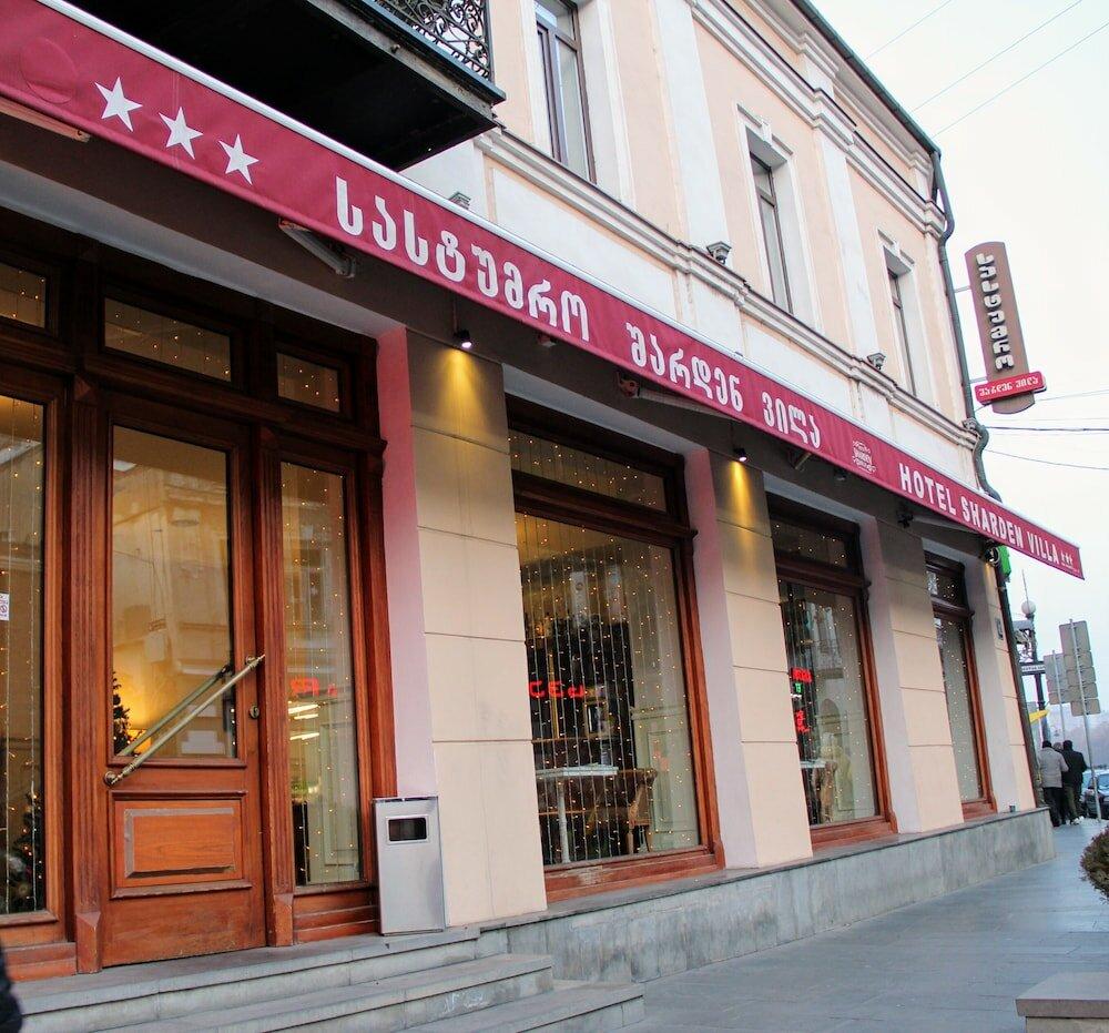 гостиница — Шарден вила — Тбилиси, фото №1