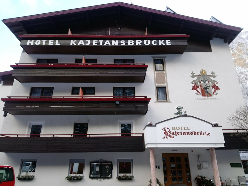 Hotel Kajetansbruecke
