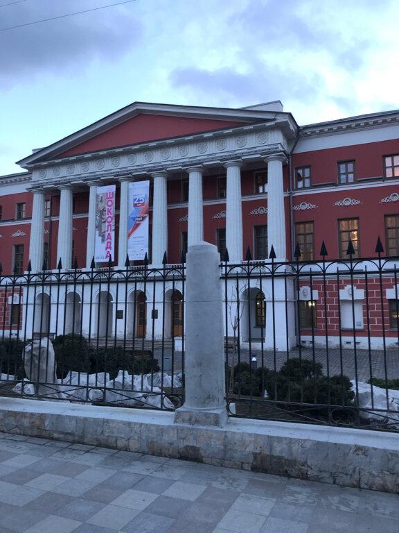 музей — Государственный центральный музей современной истории России — Москва, фото №8
