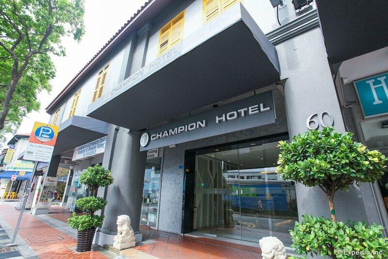 Champion Hotel