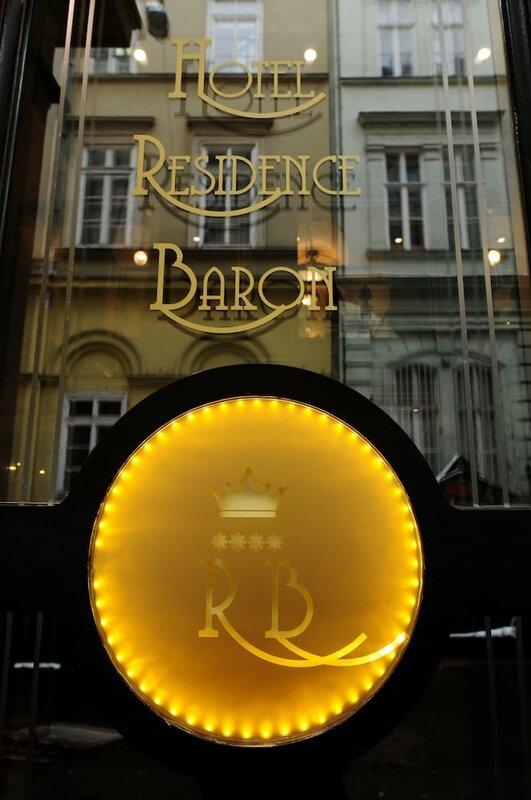 Residence Baron Hotel