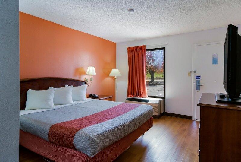 Motel 6 Metter, Ga
