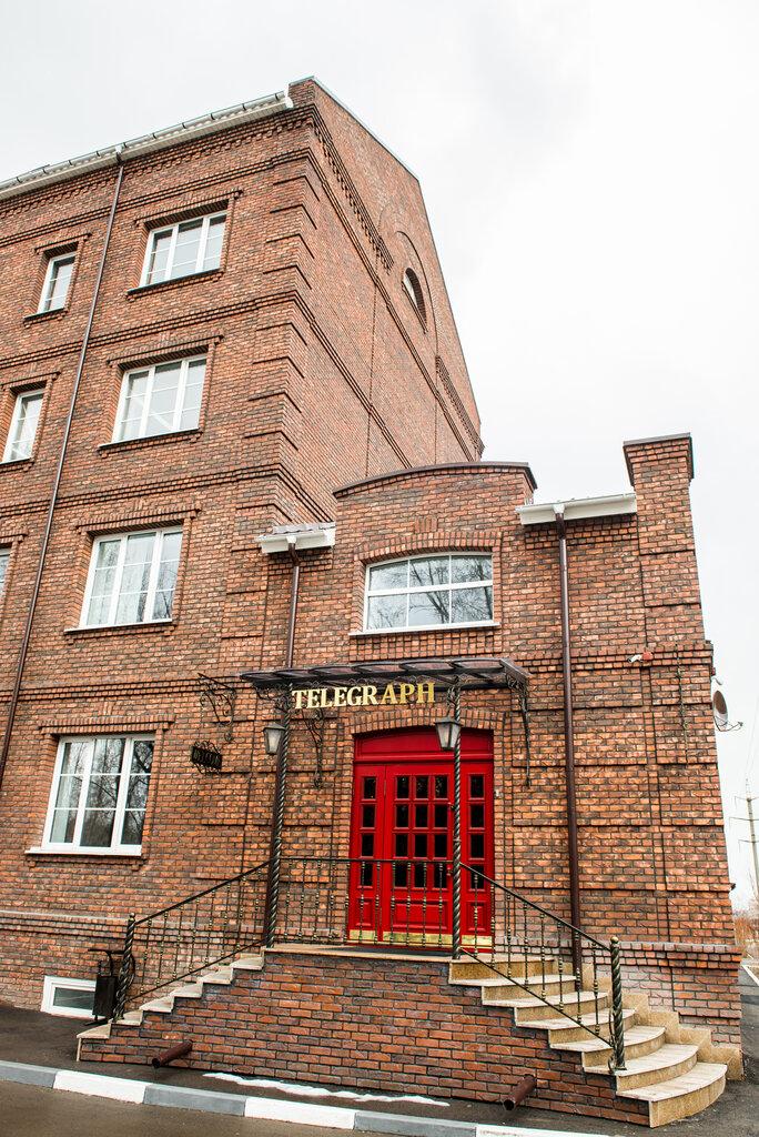 гостиница — Telegraph Inn — Петропавловск, фото №1