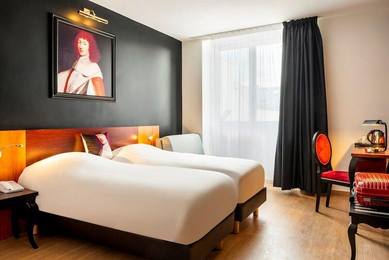 Hotel Des Lys