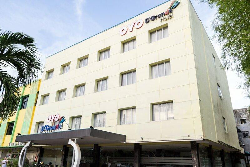Oyo 666 D' Grande Hotel Batam