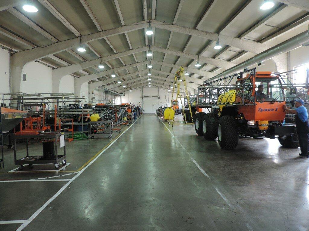 agrotek, agricultural equipment, russia, saratov, rabochaya  2 about agrotek #14