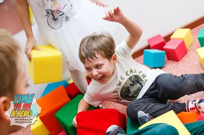 организация и проведение детских праздников — Время быть героем — Минск, фото №3
