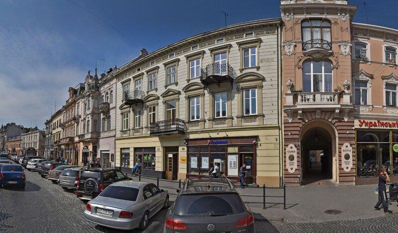 Hostel Lviv City Center