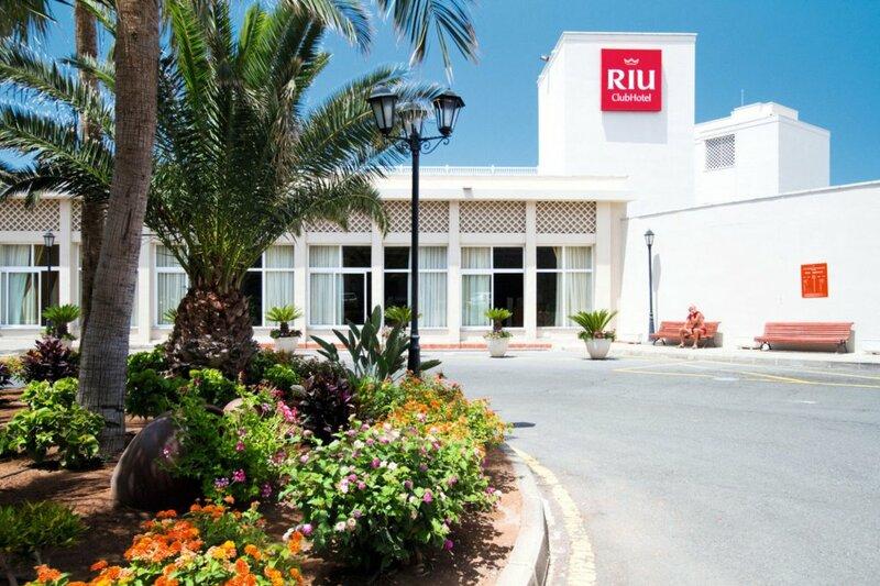 Hotel Riu Vistamar - All Inclusive
