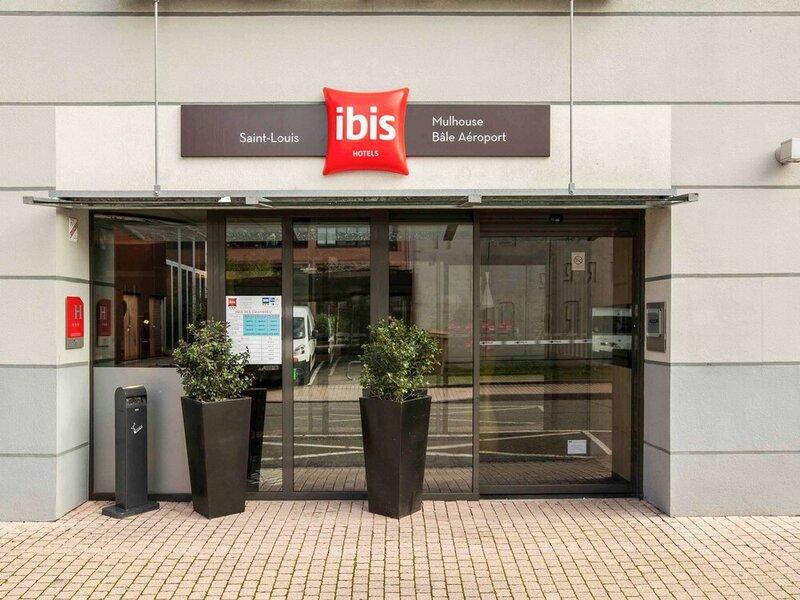 Ibis Mulhouse Bale Aeroport