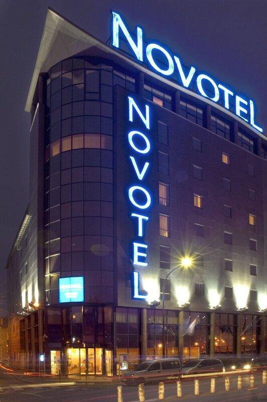 Novotel Paris 13 Porte d'Italie Hotel