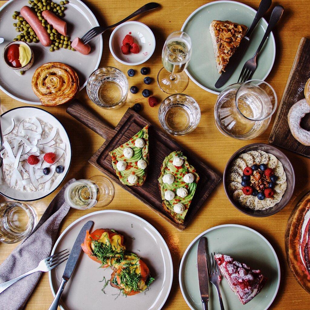 ресторан — Техникум — Москва, фото №1