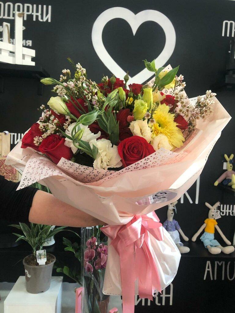Заказать цветы в астане жирентаева