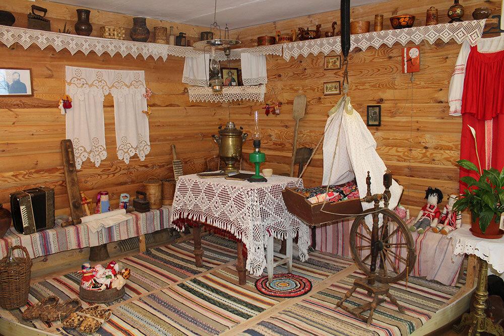 картинки старорусского быта семейства