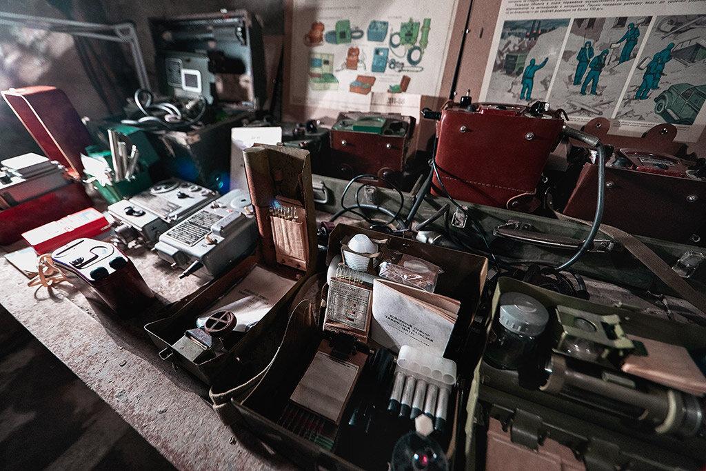музей — Музей современной фортификации Бункер-703 МИД СССР — Москва, фото №7