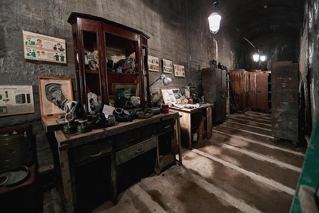 музей — Музей современной фортификации Бункер-703 МИД СССР — Москва, фото №8