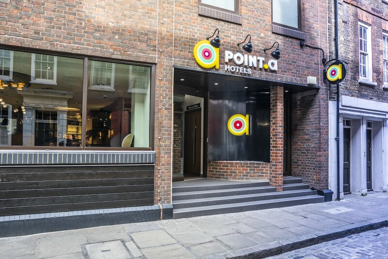 Point A Hotel London Liverpool Street