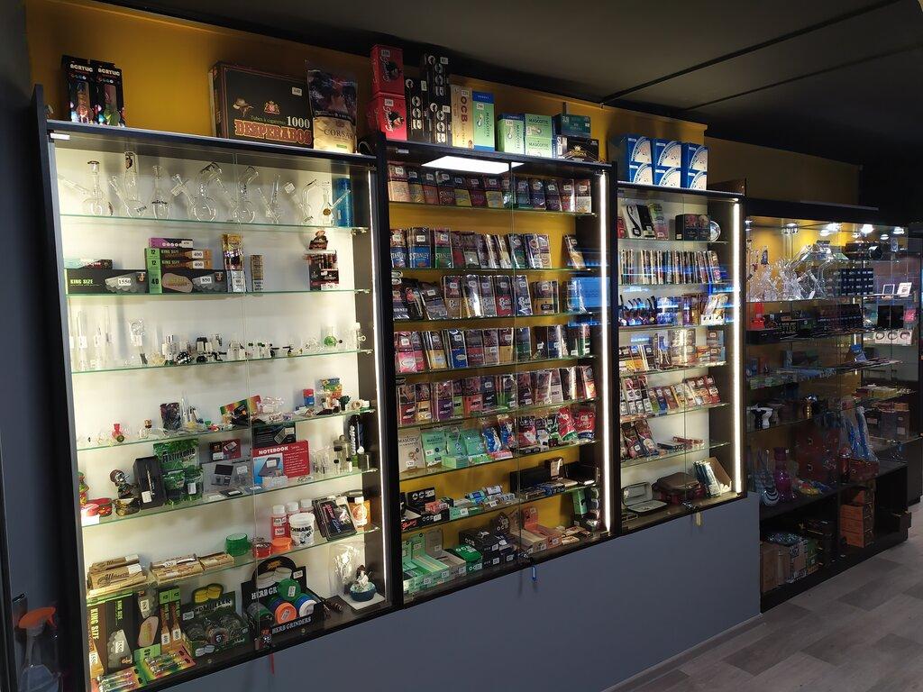 магазин табака и курительных принадлежностей — Vapetabakerka — Люберцы, фото №2