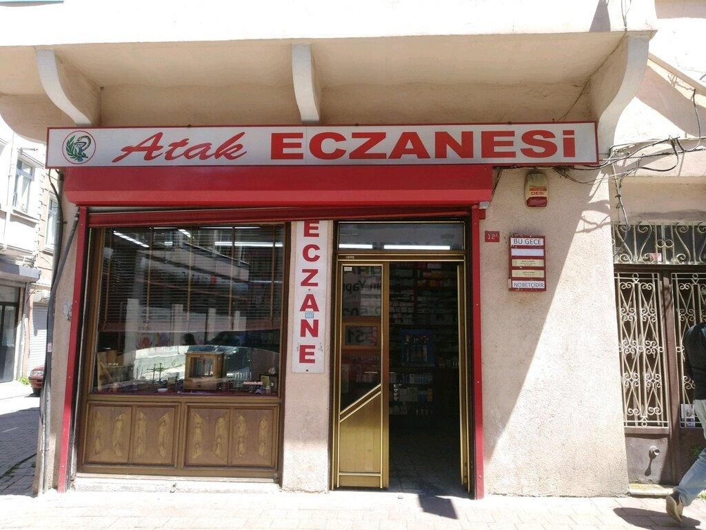 eczaneler — Atak Eczanesi — Fatih, photo 1