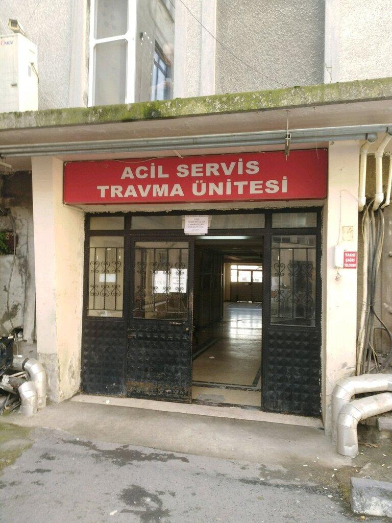 hospital — İÜ Cerrahpaşa Tıp Fakültesi Acil Travma — Fatih, photo 1