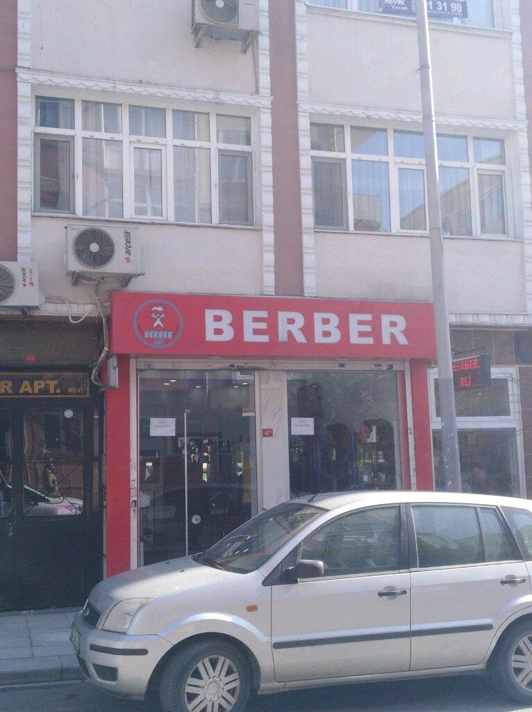 kuaförler — Berber Ali — Fatih, foto №%ccount%
