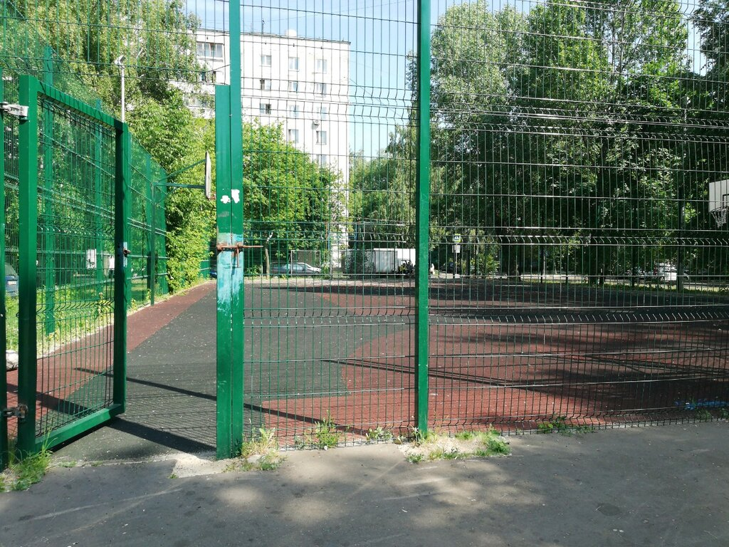 sports activity location — Sports activity location — Moscow, фото №1