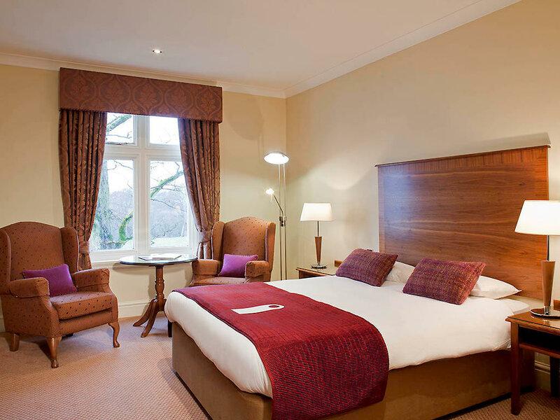 Mercure Dunkenhalgh Hotel And SPA